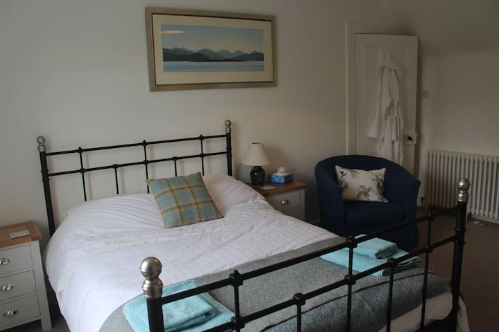 Warm, comfortable, quiet, central location... - Pitlochry