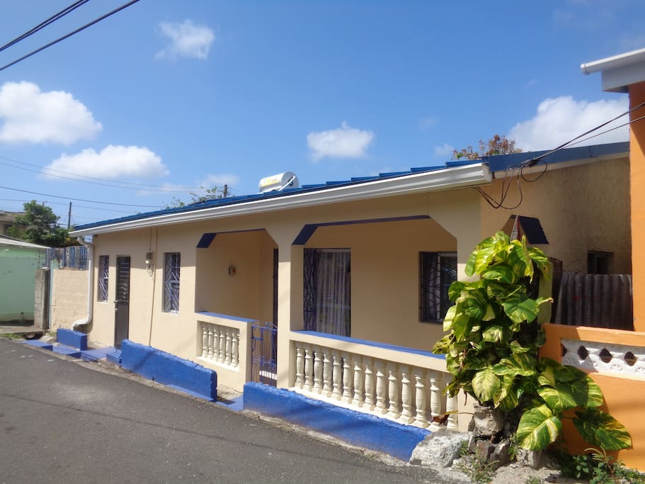 1 Luv Holistic Haven Houses For Rent In Vieux Fort