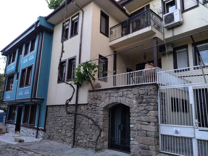 Old Town Plovdiv House
