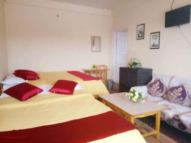 Meghalaya-Pynursla GuestHouse Accommodation I