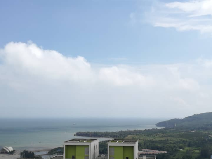 葫芦岛龙回头景区附近海滨观海公寓