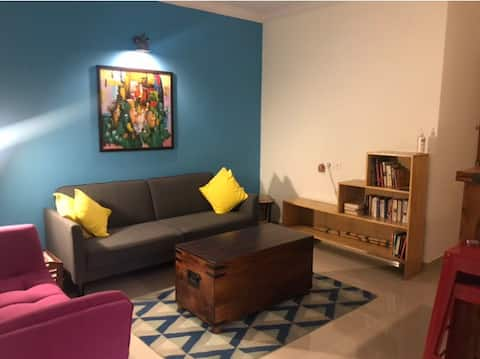 Brand new cosy 2 b/r furnished apartment for rent