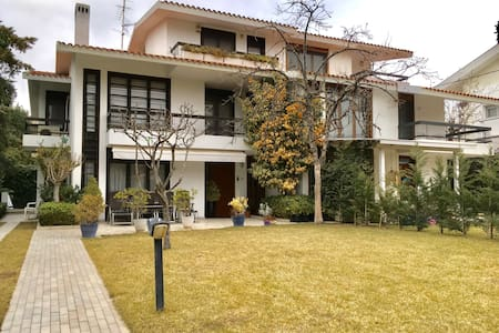 Two floor residence with big garden - Panorama - Talo