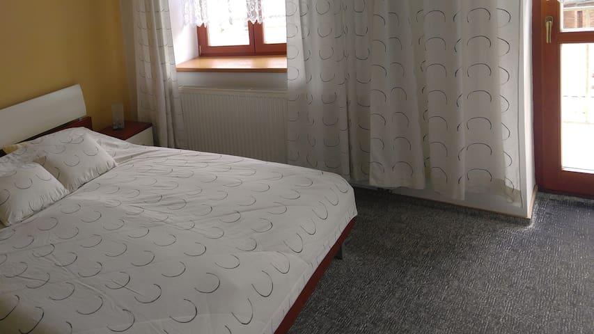 Třílůžkový pokoj - Penzion Rozálie