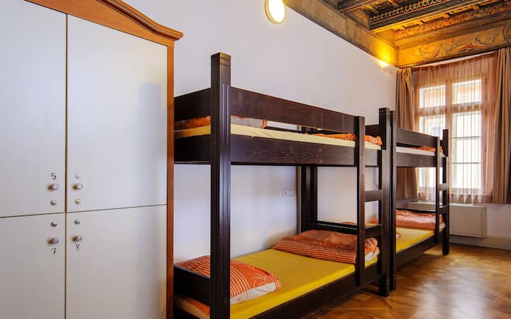 Hostel Santini Prague room