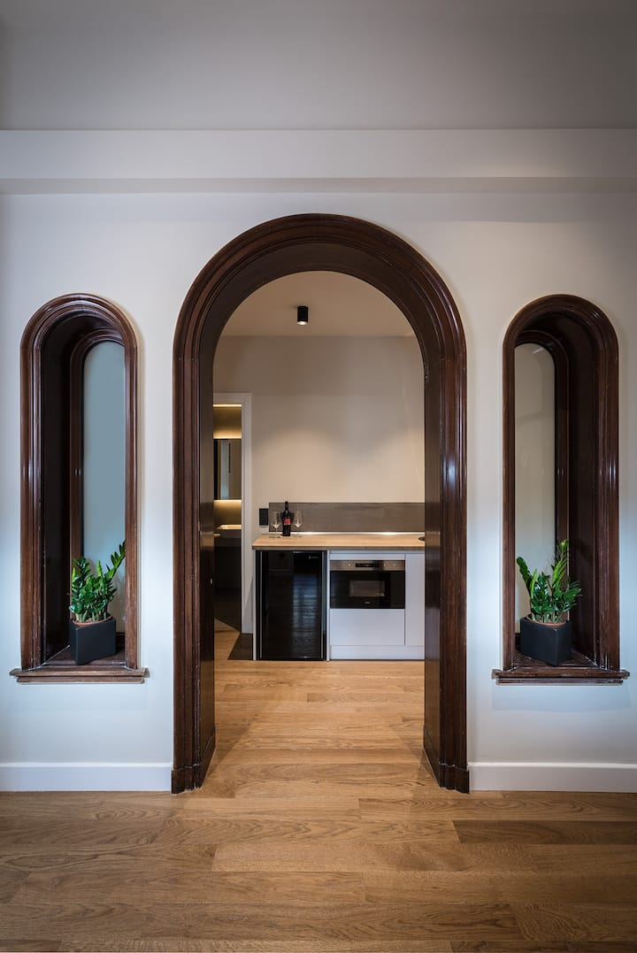 Klepsydra Urban Suites 4* - Penthouse 1