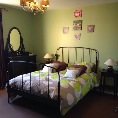 Two cosy rooms near Disneyland - Bussy-Saint-Georges - House