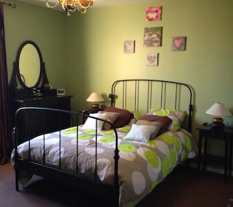 Two cosy rooms near Disneyland - Bussy-Saint-Georges - Haus