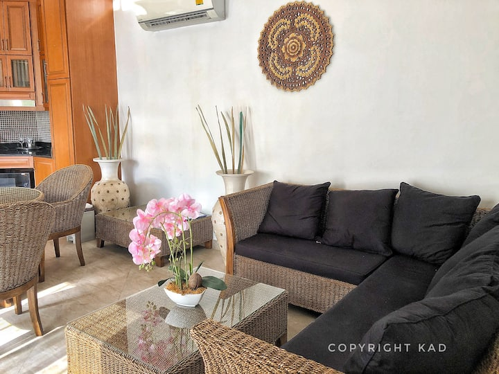 Tropicana Villa 3 beds with Private pool.
