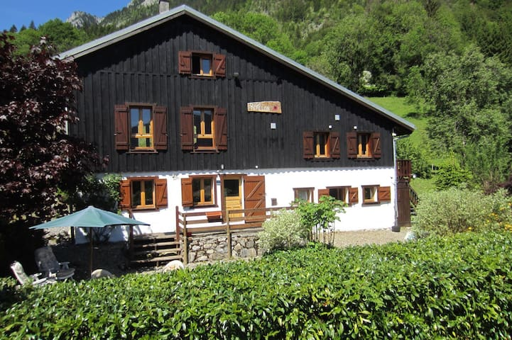 Chalet Papillon 4* up to 8 people - La Baume - House