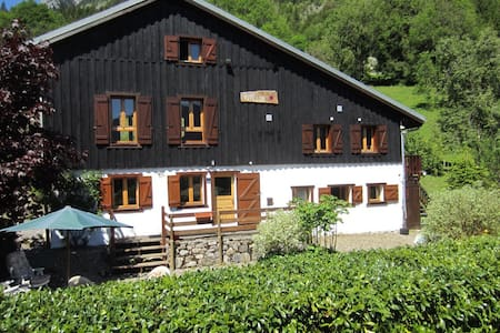 Chalet Papillon 4* up to 8 people - Talo