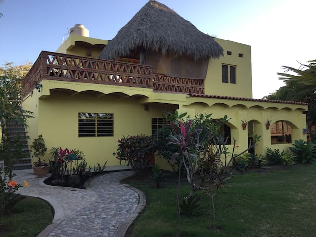 Palapa Bella Apartment - Lo de Marcos