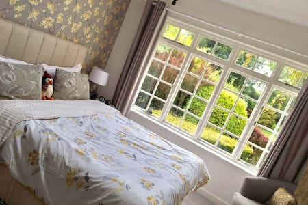 Luxury Guest Room with beautiful garden views - Killinghall - Huis