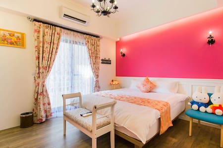 Warm Double Superior Room King bed - Wujie Township