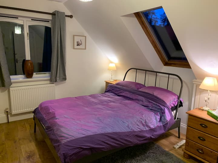 Double en-suite with river views