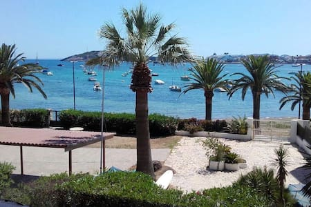 WIFI LOVELY SEAVIEW 2 DOUBLE BEDROOMS IN TALAMANCA