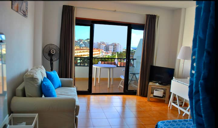 Cozy studio just 350 meters from the beach
