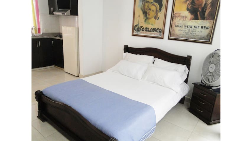 Apartment 3 for Rent Furnished Comfortable, Cali - Cali - Daire