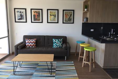Encantador apartamento 2 alcobas - Rionegro - Rionegro - Pis