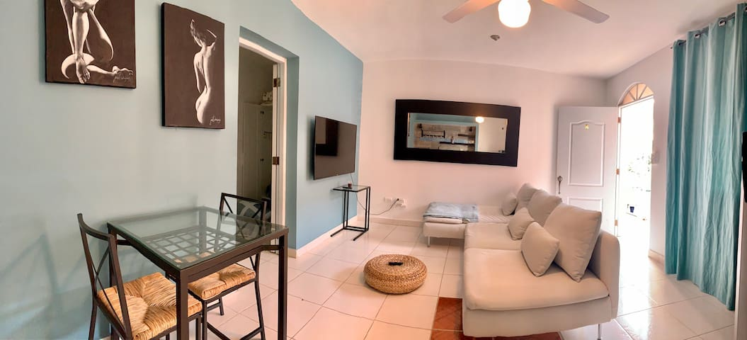 "Relax in ""BLUE MAGIC""  apt located in Sosua Beach"