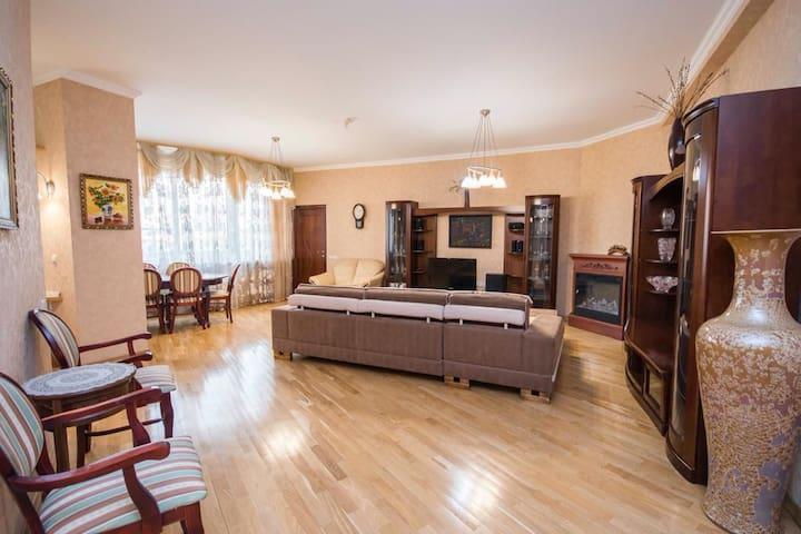 "2-rooms in "" Nurly Tau"" center Al-Farabi 7/4a"