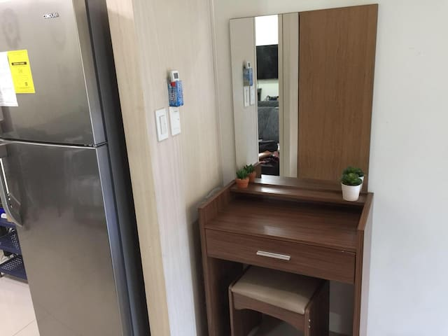 Spacious 1BR in Jazz Residences