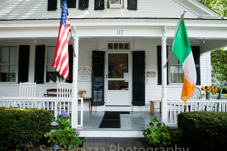 The Alison Boylston Piazza House - Edgartown - Bed & Breakfast