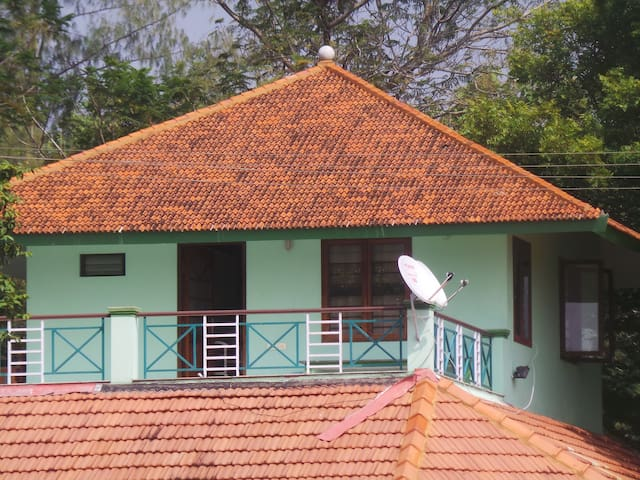 Tranquille Lakeshore Studio Pondicherry - Poothurai - Appartement
