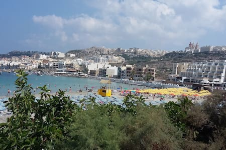 Single Room Inclusive 5 min walk to Mellieha Beach - Il-Mellieħa - Flat
