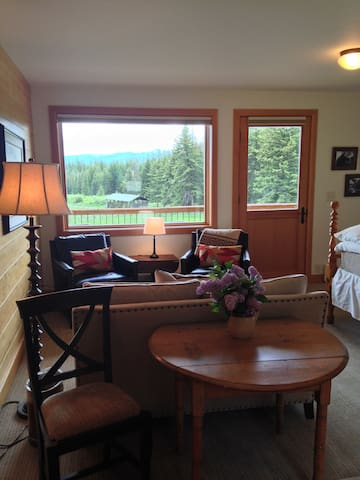 Betty's Suite at Trail Creek Ranch