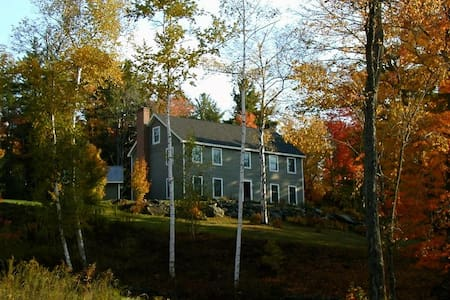 Beautiful Mountaintop Retreat in the Country! - Chesterfield - Hus