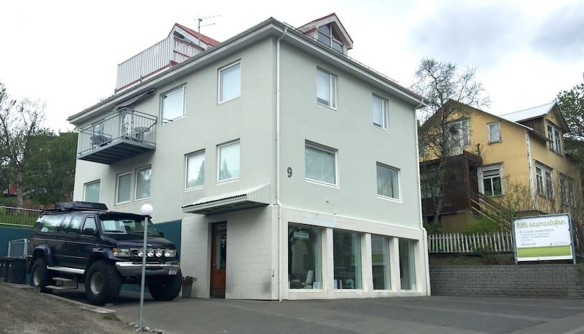 Apartment downtown Akureyri