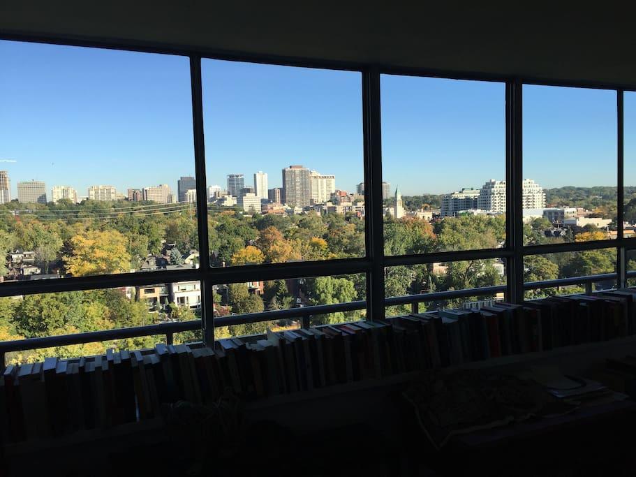 View of Toronto!