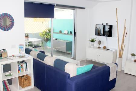 CACTUS HOME Penthouse costa este de Gran Canaria.