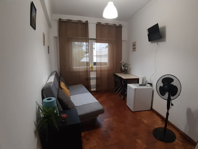 #6 Amoreiras apartment