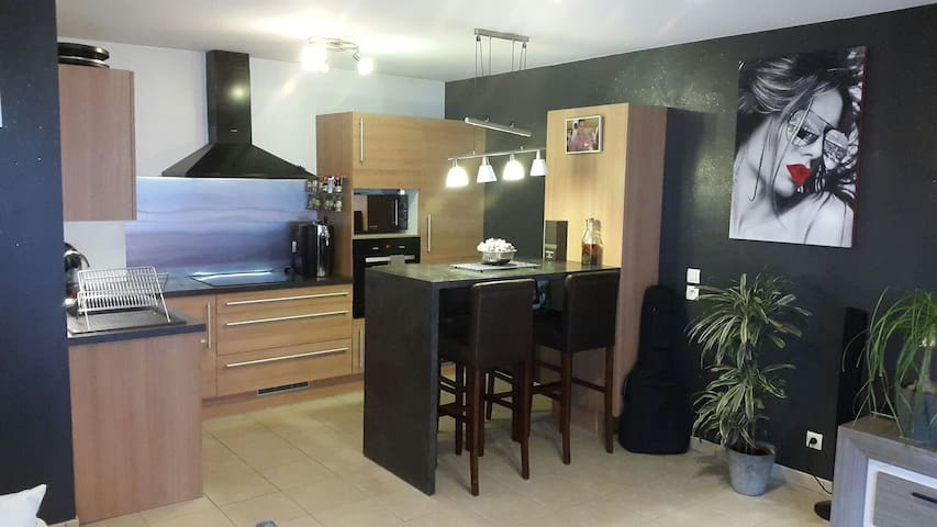 Cosy t2 - Chambéry - Apartamento