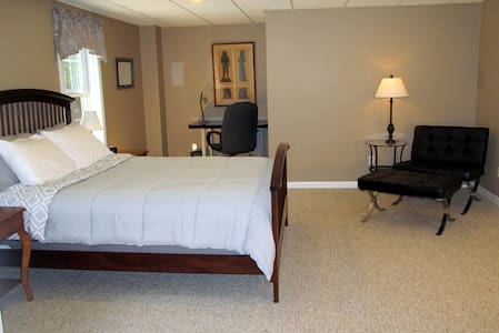 Sam's Suite Near the Beach and Near URI - Narragansett