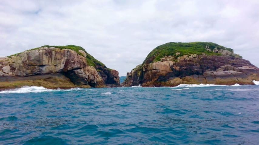 Quarto Floripa  5 min do mar