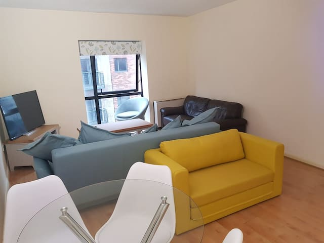 Limerick City Centre Apartment