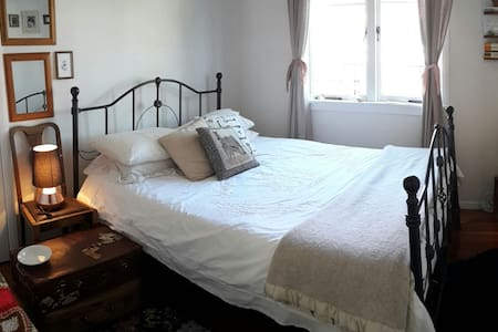 Cozy Queen Room - Auckland - Haus