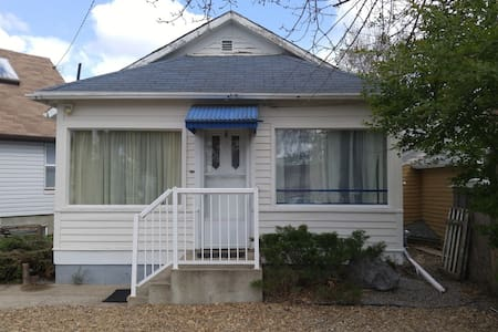 Downtown Cottage - Drumheller - Hus