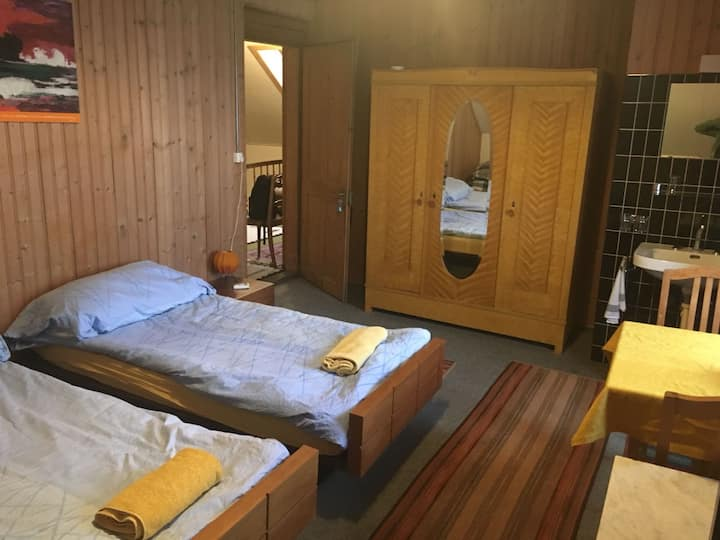 Linthal Swiss Hiking Guest House