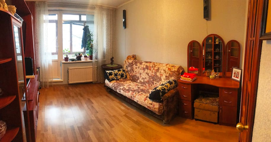 Уютная квартира в Санкт-Петербурге - Sankt-Peterburg - Appartement