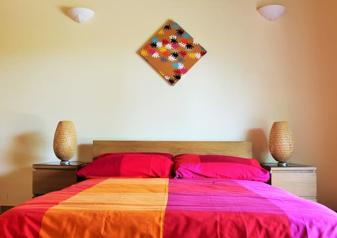 The Other Guest House - Double bed