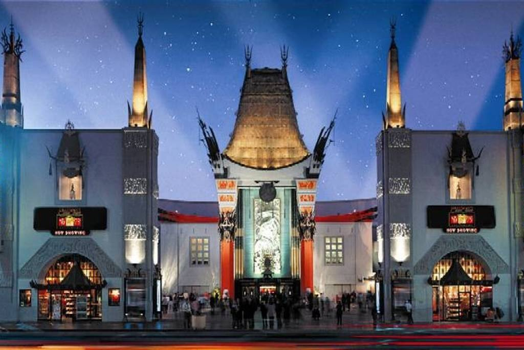 World-famous Chinese Theatre within walking distance.