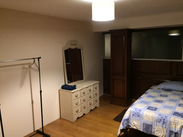 2. Comfortable Room Near Coyoacan