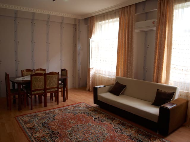 Beautiful one-bed room apartment in Baku - Baku - Apartment