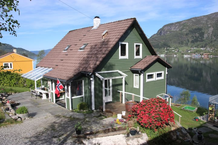 BY THE FJORD, WITH BREAKFAST