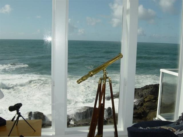 Oceanfront with Ocean Master & Whale Watching!