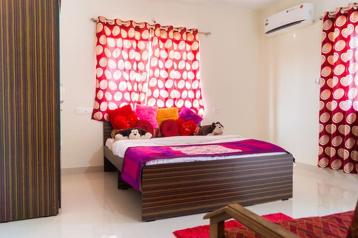 Candolim Fully furnished 1BHK - Candolim - Serviced apartment